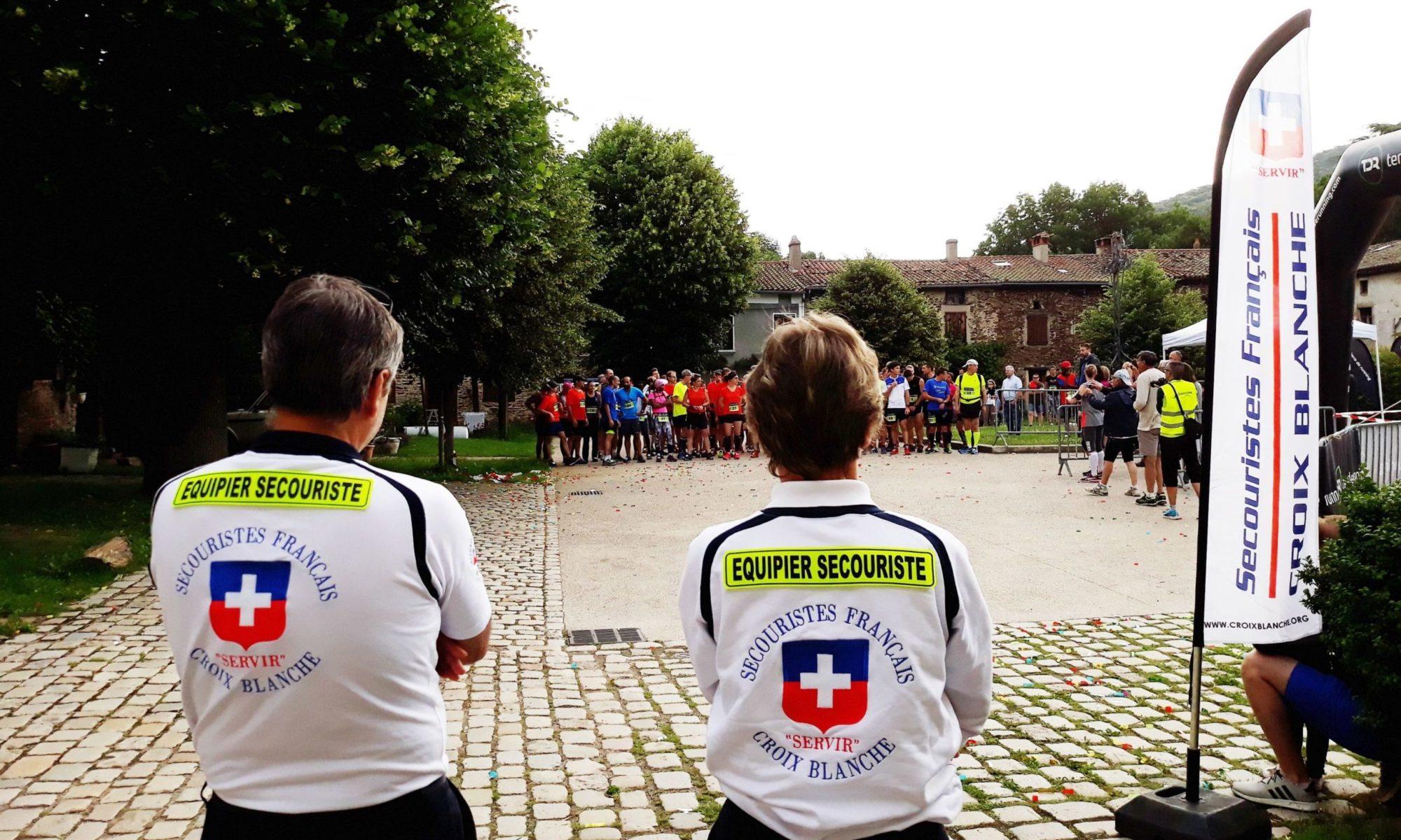 Secouristes Français Croix Blanche Pays de Saint Galmier